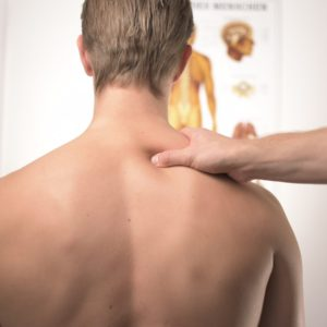 A chiropractor in Massapequa can treat back and shoulder pain.